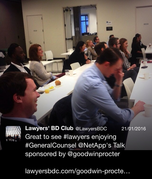 PHOTOS from LBDC launch in San Francisco – LBDC | Lawyers' Business